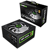 View more info on GameMax GP500 500w 80 Plus Bronze Wired Power Supply...