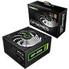 GameMax GP550 550w 80 Plus Bronze Wired Power Supply - Alternative image