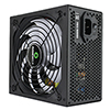 Game Max GP650 650w 80 Plus Bronze Wired Power Supply - Alternative image