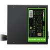 GameMax GP650 650w 80 Plus Bronze Wired Power Supply - Alternative image