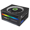 Game Max 1050W Modular RGB Gold 80 Plus 14cm RGB Fan & Illuminated Logo - Alternative image