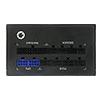 GameMax 1050W Modular RGB Gold 80 Plus 14cm RGB Fan & Illuminated Logo - Alternative image