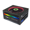 Game Max 550W Modular RGB Gold 80 Plus 14cm RGB Fan & Illuminated Logo - Alternative image