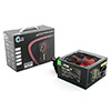 View more info on ACE 500W BR Black PSU with 12cm Red Fan & PFC - ...