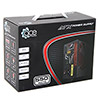 ACE 550W BR Black PSU with 12cm Red Fan & PFC - Alternative image