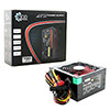 ACE 700W BR Black PSU with 12cm Red Fan & PFC - Alternative image