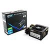 View more info on CiT 400W HE Black Edition PSU 12cm Single Rail CE PFC Model 400HE ...