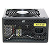 CiT 450W Black Edition PSU 12cm Single Rail CE PFC Model 450UB - Alternative image