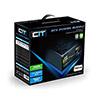 CiT 480W Black Edition PSU 12cm Single 12v CE PFC Model 480UB - Alternative image