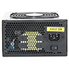 CiT 550W Black Edition PSU 12cm Single 12v CE PFC Model 550UB - Alternative image
