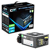 CiT 550W Black Edition PSU 12cm Dual 12v CE PFC Model 550UB - Alternative image