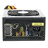 CiT 600W Black Edition PSU 12cm Single 12v CE PFC Model 600UB - Alternative image