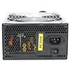 Powercool Modular  550W PSU 80+ Single 12V V2.31 High Efficiency - Alternative image