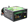 Powercool  650W 80+ Single 12v V2.31 High Efficiency Black PSU - Alternative image