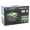 Powercool  750W 80+ Single 12v V2.31 High Efficiency Black PSU - Alternative image