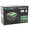 Powercool  850W 80+ Single 12v V2.31 High Efficiency Black PSU - Alternative image