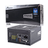 View more info on Seasonic Prime Ultra 750w Platinum PSU 80 Plus Modular Active PFC...