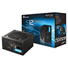 View more info on Seasonic S12-II 620W 80+ Bronze Certified PSU Jap Caps 12cm BB Fan...