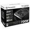 Thermaltake TR2 S Series 700W Power Supply 80 Plus Certified Active PFC - Alternative image
