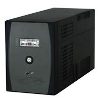 FSP 1500VA UPS 4xIEC 2xUk Socket RJ11 RS232 USB - Click below for large images