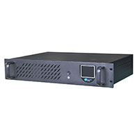 Powercool Rack-Mount Off-Line UPS 800VA with LCD & USB Monitoring with 1x8Ah ETA. 29th of November - Click below for large images