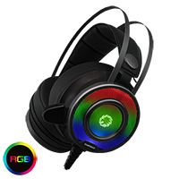 GameMax G200 Gaming Headset and Mic - Click below for large images