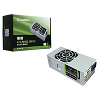 GameMax GT300 300W 80 Plus Bronze TFX Power Supply - Click below for large images