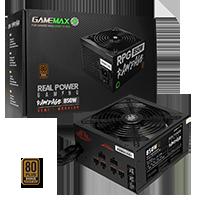 GameMax 850w RPG Rampage Semi Mod 80+ Bronze PSU - Click below for large images