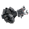 Generic USB3 to USB2 Adapter Cable Bulk Package - Alternative image
