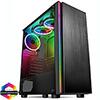 View more info on CiT Celsius ATX Case Front ARGB Strip 3xARGB Fans + MB Sync TG Side Panel EPE...