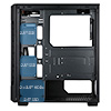 CiT Crossfire Gaming Case 4 x ARGB Fans Glass Side MB SYNC 3pin - Alternative image
