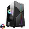 View more info on CiT Pyro Gaming Case ARGB Front Strip 1x ARGB Fan TG Side Panel EPE...