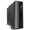 View more info on CiT S003B Black Slim Micro ATX or Mini ITX Case Built-in Card-Reader 300W PSU ...