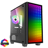 View more info on GameMax Abyss Mini ARGB Gaming Case 1x ARGB fan 1x ARGB Hub...