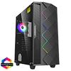 View more info on GameMax Diamond Black ARGB Gaming Case 1 x ARGB Fan 1 x ARGB LED Strip...