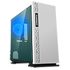 View more info on GameMax Expedition White Gaming Matx PC Case Rear LED Fan & Full Side Window...