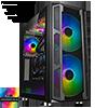 View more info on GameMax F15M Mesh Gaming Case 2x 20cm ARGB Fan 1x 12cm ARGB Fan TG Side MB Sync...