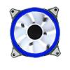 Single Ring 22 LED 120mm Rainbow RGB Fan (GameMax Predator Fan) - Alternative image