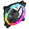 View more info on   OEM Rainbow Ring 12cm Fan 4pin Molex 3pin White Box...