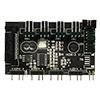 GameMax Mini ARGB Hub Case 3pin 4 Port - Alternative image