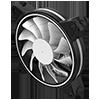 GameMax Razor Extreme ARGB 3pin Fan Retail Box - Alternative image
