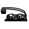 GameMax Ice Chill 240mm ARGB AIO Water Cooler - Alternative image
