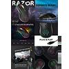 GameMax Razor Gaming Mouse - Alternative image