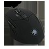 GameMax Tornado Gaming Mouse 7 colour Led - Alternative image