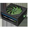 GameMax GM500 500W 80 Plus Bronze Semi-Modular Power Supply - Alternative image
