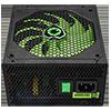 GameMax GM600 600W 80 Plus Bronze Semi-Modular Power Supply - Alternative image