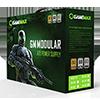 GameMax GM700 700w 80 Plus Bronze Semi-Modular Power Supply - Alternative image