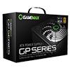 GameMax GP500 500W 80 Plus Bronze Wired Power Supply - Alternative image