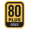 GameMax 1050W Modular RGB Gold 80 Plus 14cm RGB Fan - Alternative image