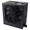 500W Builder Black 12cm PSU White Box PFC CE 3 x SATA - Alternative image